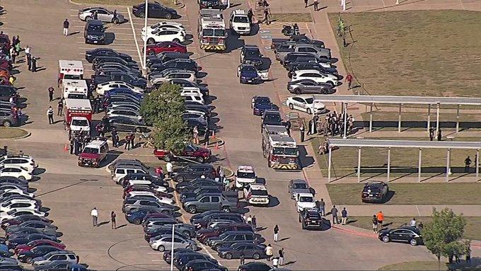 Τέξας – Πυροβολισμοί σε σχολείο – Αναφορές για πολλά θύματα   tanea.gr