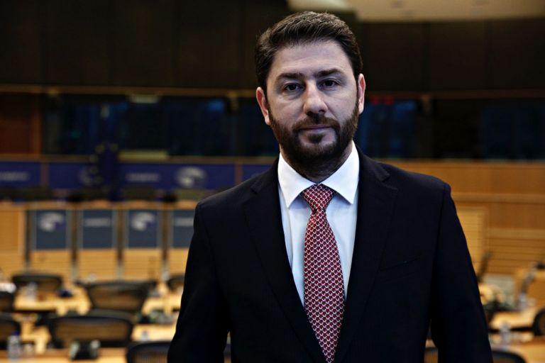 Αναστέλλει την προεκλογική του εκστρατεία ο Νίκος Ανδρουλάκης | tanea.gr