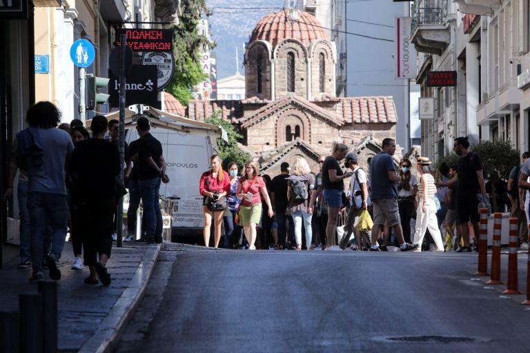 Κοροναϊός – Πού εντοπίζονται τα 1.837 κρούσματα | tanea.gr