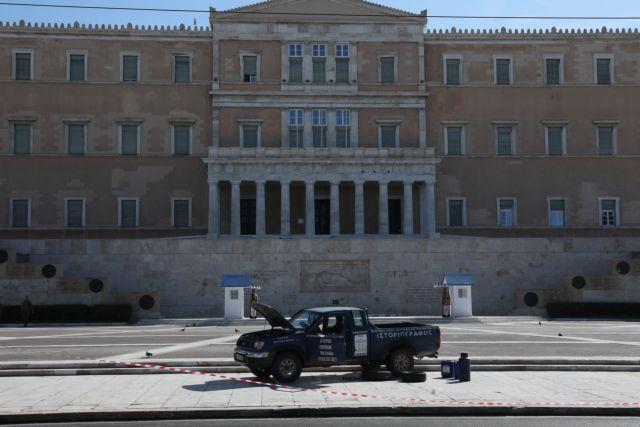 Βουλή – Το μανιφέστο του αγρότη που απειλούσε να ανατιναχθεί | tanea.gr