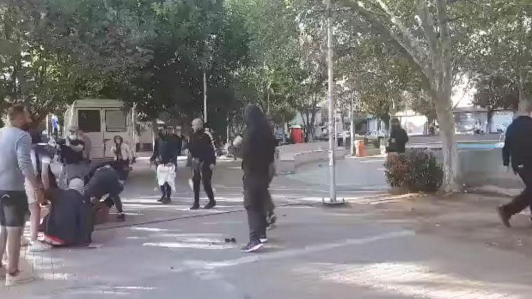 Επεισόδια στο Νέο Ηράκλειο - Διετάχθη προκαταρκτική εξέταση για εγκληματική οργάνωση | tanea.gr