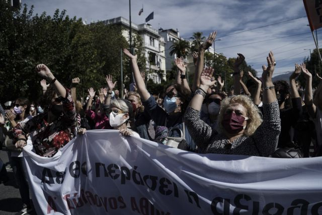 Ξενογιαννακοπούλου – Ηχηρή απάντηση στον αυταρχισμό η μαζική συμμετοχή των εκπαιδευτικών στην απεργία | tanea.gr