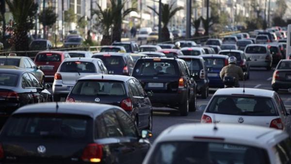Κίνηση ΤΩΡΑ – Κλειστό το κέντρο της Αθήνας – Κυκλοφοριακό έμφραγμα στους γύρω δρόμους   tanea.gr
