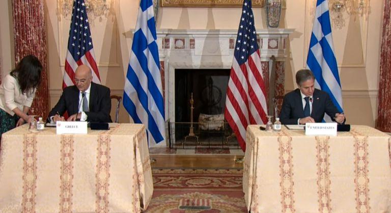 ΥΠΕΞ – Τι προσφέρει στην Ελλάδα η συμφωνία με τις ΗΠΑ | tanea.gr