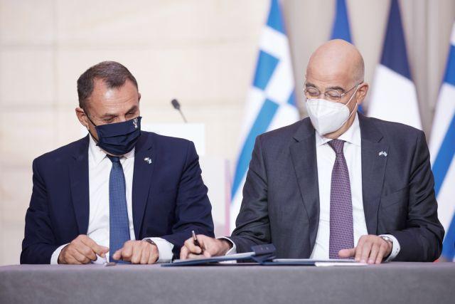 Δένδιας – Γι' αυτό υπέγραψα τη συμφωνία με τη Γαλλία | tanea.gr