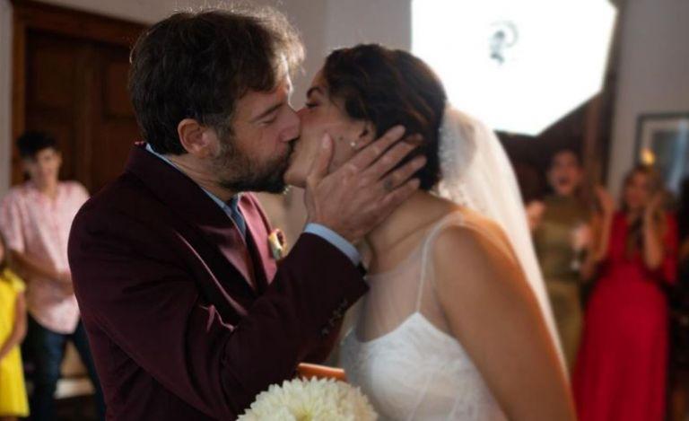 Μαραβέγιας – Ορκοι αγάπης στην Σωτηροπούλου – Θα κάνω ότι περνάει από το χέρι μου για να είσαι ευτυχισμένη, γιατί είσαι ένα θαύμα | tanea.gr