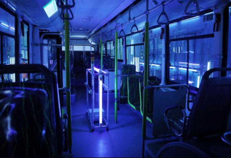 Θεσσαλονίκη – Ξεκινάει η απολύμανση των λεωφορείων του ΟΑΣΘ με υπεριώδη ακτινοβολία | tanea.gr