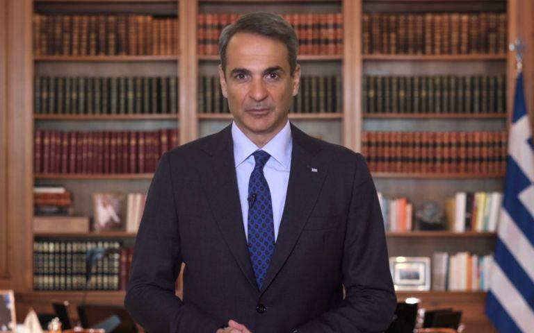 Ικανοποίηση Μητσοτάκη για τη νέα πενταετή συμφωνία με τις ΗΠΑ | tanea.gr