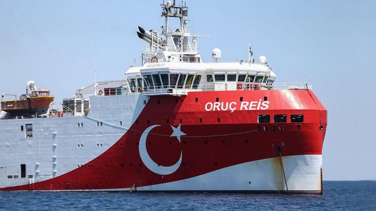 Η Τουρκία βγάζει ξανά το Oruc Reis στην Ανατολική Μεσόγειο   tanea.gr
