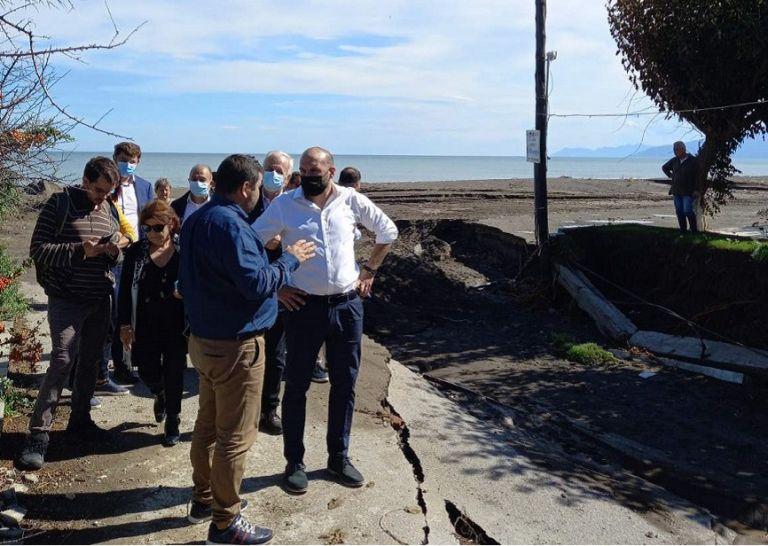 Τζανακόπουλος – Τεράστια η πολιτική ευθύνη της κυβέρνησης για τις καταστροφές στην Εύβοια | tanea.gr