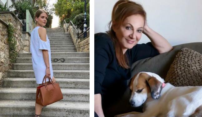 Δανάη Μιχαλάκη – Το σχόλιο της για την Φιλαρέτη Κομνηνού ως πεθερά   tanea.gr